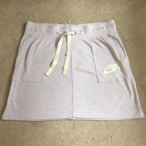*NWT* Nike Gym Vintage Skirt Lilac Size M